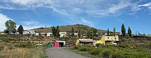 Sapinero, Colorado - Sapinero in 2014