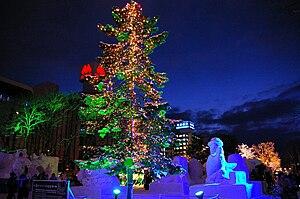 Sapporo Snow Festival - Image: Sapporo Festival 6