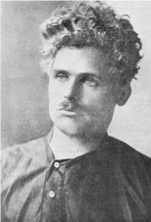 Timofei Sapronov - Sapronov in 1914