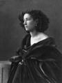 Sarah Bernhardt, par Nadar, 1864.png