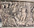 Sarcofago 13 di fedra e ippolito riutilizzato per beatrice di lotaringia (fine II sec.), 02.JPG