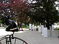 Sarthe Le Mans Parc De Tesse Exposition Sculpture 17052012 - panoramio.jpg
