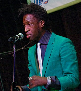 Saul Williams - Williams live at SXSW 2008