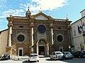 Savigliano-chiesa san pietro dei Cassinesi-facciata1.jpg