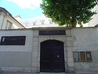 Schola Cantorum de Paris