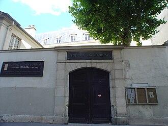 Schola Cantorum de Paris - Schola Cantorum