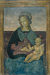 School of Perugino - Virgin and Child - Google Art Project.jpg
