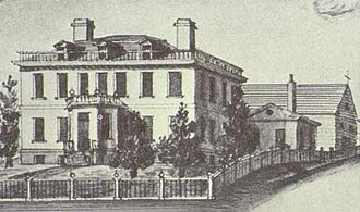 Schuyler Mansion - Image: Schuyler Mansion