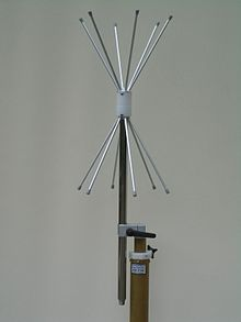 Antenne Biconique Wikip 233 Dia