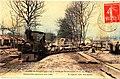 Scierie de l'Exploitation de la Foret de Marchenoir - Decauville refoulant son train - O. Coeuret, Edit. Marchenoir.jpg