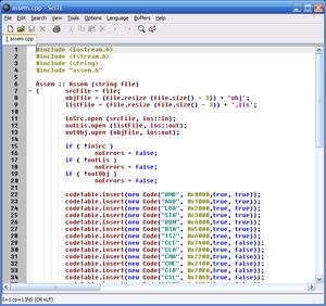 Scintilla Software Wikipedia
