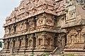 Sculptures in Brihadeeswarar Temple, Gangaikonda Cholapuram.jpg