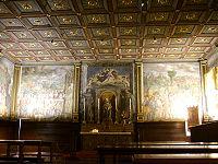 Scuola del santo, interno.JPG
