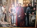 Scuola grande di s.m. della carità, girolamo di tiziano e d. tintoretto, annunciazione, 1557-58, 03.JPG