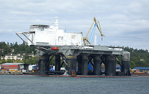 Odyssey (launch platform) - Image: Sea launch 1