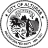 Official seal of Alturas, California