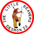Seal of Destroyer Squadron 23 (1943).png