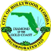 Official seal of City of Hollywood