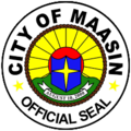 Seal of Maasin, Southern Leyte.png