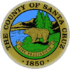 Official seal of Santa Cruz County, California