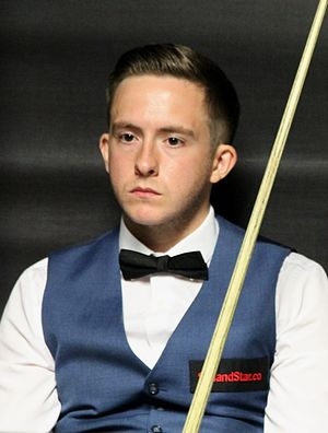 Sean O'Sullivan (snooker player) - Paul Hunter Classic 2016