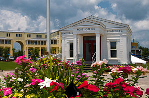 New Urbanism -  Seaside, Florida