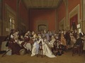Second Class Waiting-Room (Carl d'Unker) - Nationalmuseum - 18324.tif