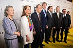 """Secretary Kerry Poses for a Photo With UN Secretary-General Ban, Leonardo DiCaprio, NASA's Dr. Sellers, and Fisher Stevens at the Screening of """"Before the Flood"""" (29828948114).jpg"""