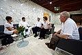 Secretary Kerry Sits With Venezuelan President Maduro (29956986715).jpg