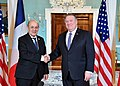 Secretary Pompeo Meets With French Foreign Minister Le Drian (33658838758).jpg