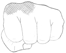 Punch combat wikipedia for Punch list definition