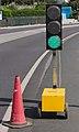 Semaforo en verde - Traffic light at green state - 01.jpg