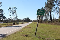 Seminole Decatur County border, GA253WB.jpg