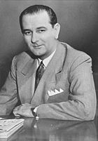Senator Lyndon Johnson