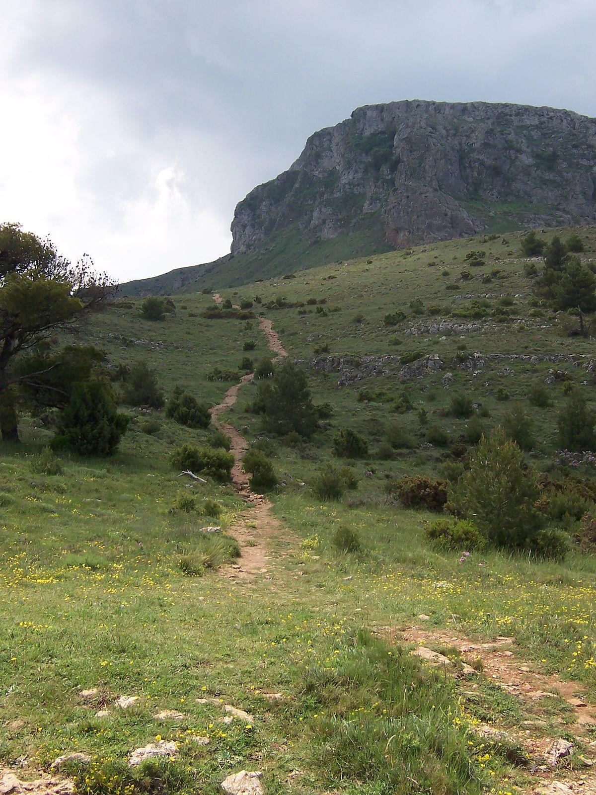 Serra Mariola