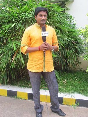 Senthil Kumar - Senthil at Vennila Veedu Audio Release
