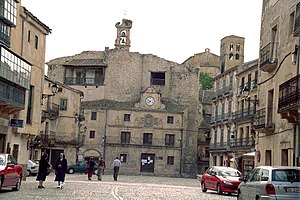 Sepúlveda, Segovia - Plaza Mayor