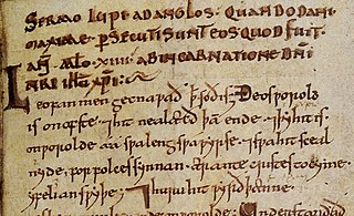 Sermo Lupi ad Anglos Homily by Wulfstan II, Archbishop of York, delivered around 1014