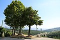 Serravalle pistoiese, veduta con monumento ai caduti 01.jpg