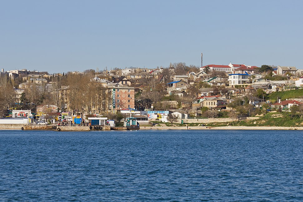 Sevastopol 04-14 img17 View to Northern Side