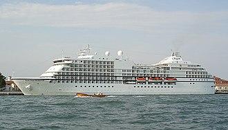 Seven Seas Navigator - Image: Seven Seas Navigator in Venice
