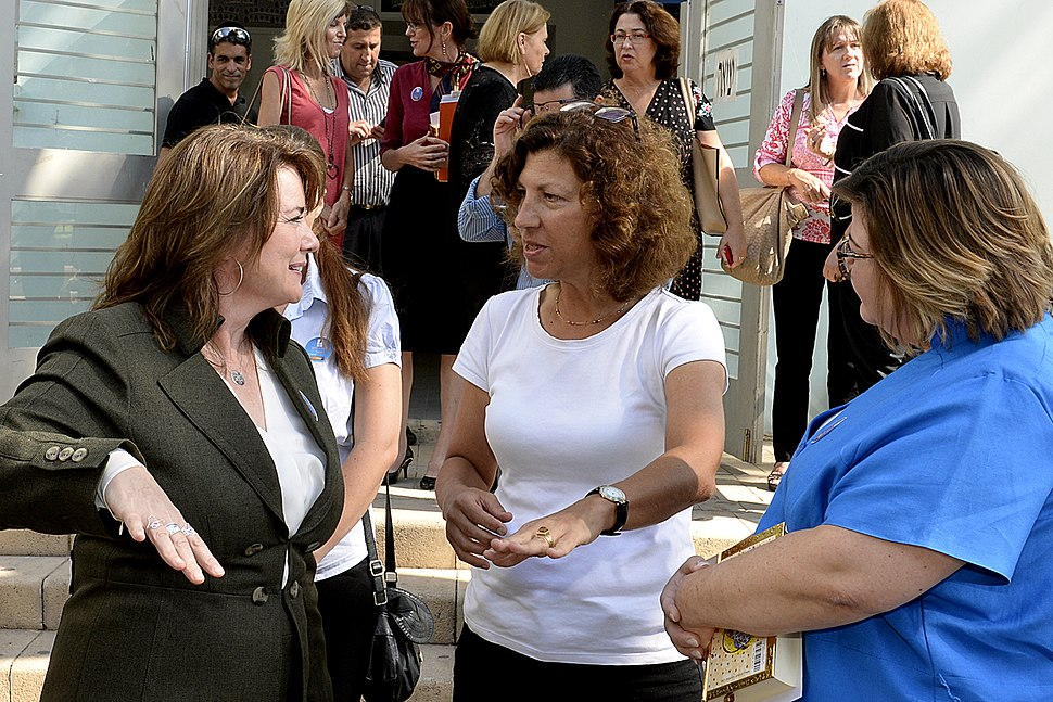 Shanna Peeples visit to Israel (21066974371)