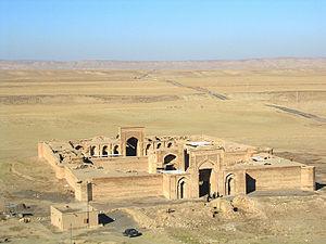 Ribat-i Sharaf - Ribat-i Sharaf, Khorasan, Iran