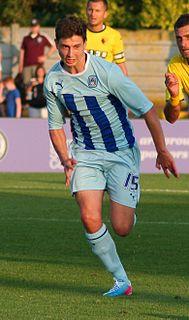 Shaun Miller English footballer