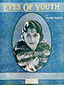 Sheet music cover - EYES OF YOUTH (1919).jpg