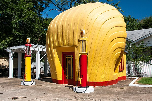 Shell Service Station (Winston-Salem, North Carolina)