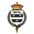 Shield of arms of William Palmer, 2nd Earl of Selborne, KG, GCMG, PC.png