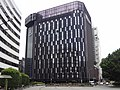 Shin Sheng Daily News Plaza view from Zhongshan Hall Square 20180616.jpg