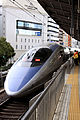 Shinkansen, JR-West 500 - Flickr - Kentaro Iemoto@Tokyo.jpg