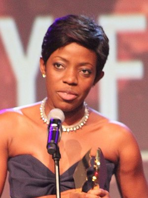 Shirley Frimpong-Manso - Shirley Frimpong-Manso at the 2014 Africa Magic Viewers Choice Awards in Lagos